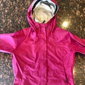 Mountain Hardwear women's rain jacket